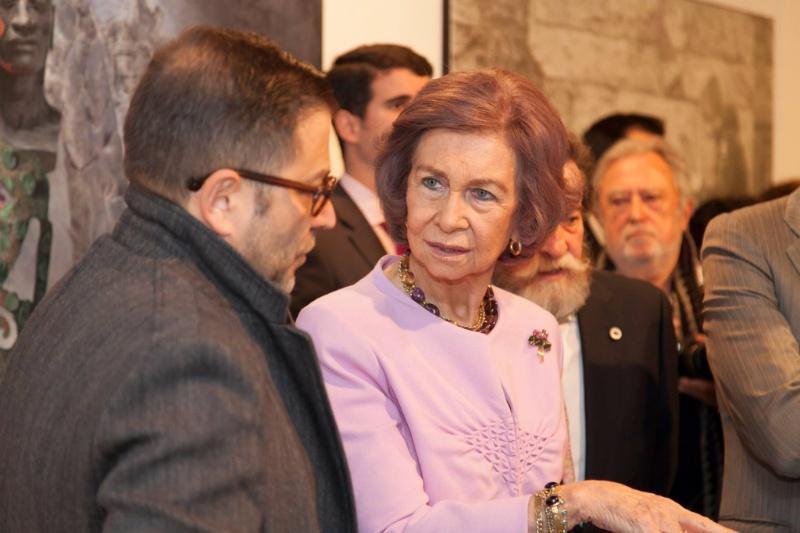 Bartolomé Junquero seleccionado en el 53 Premio Reina Sofía de Pintura y Escultura