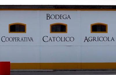 La Cooperativa Católico Agrícola de Chipiona inaugura su nueva bodega de elaboración de vinos