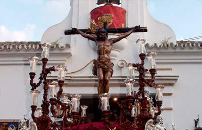 Salida procesional de la Hermandad del Cristo de las Misericordias y María Santísima de la Soledad 2019